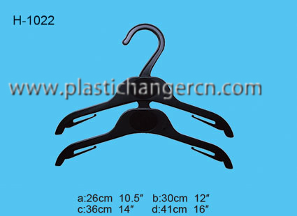 1022 two suit shirt hanger